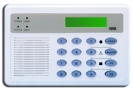 alltech security rh alltechsecurity com Honeywell Alarm System Wireless Home Alarm Systems
